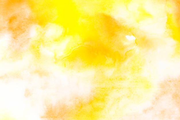 Macchia di vernice gialla
