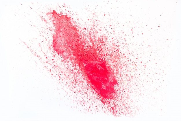 Macchia rossa