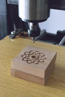 Macchina da taglio per legno router di legno 3d