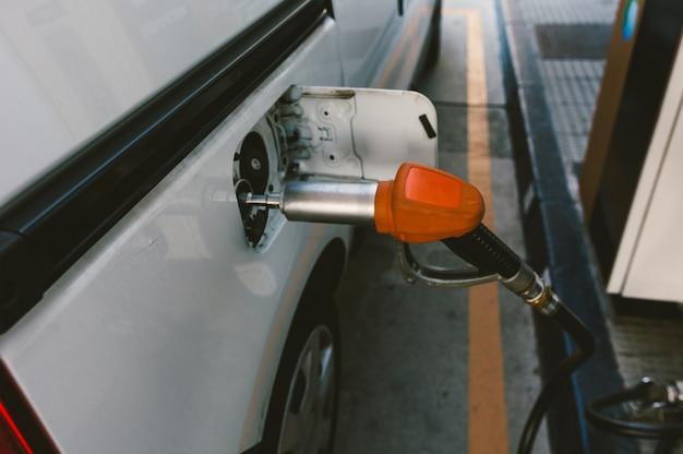 Macchina ecologica che funziona a gas naturale.