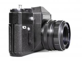Macchina fotografica, lente