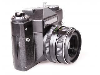 Macchina fotografica, pellicola