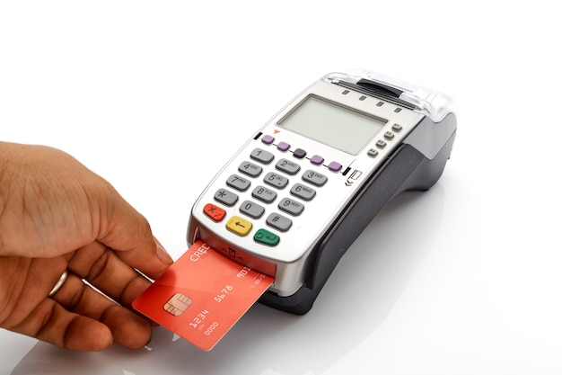 Macchina per carte di credito
