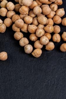 Macro colpo di soia