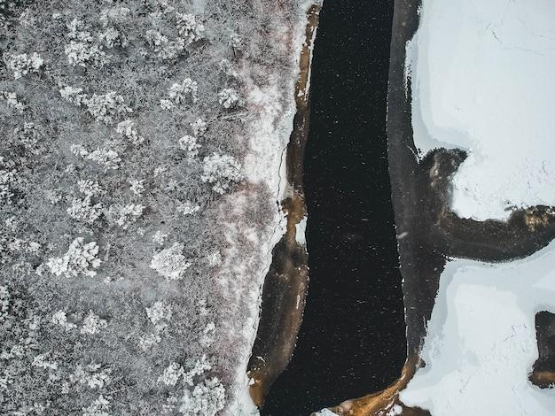 Macrofotografia di pavimentazione grigia