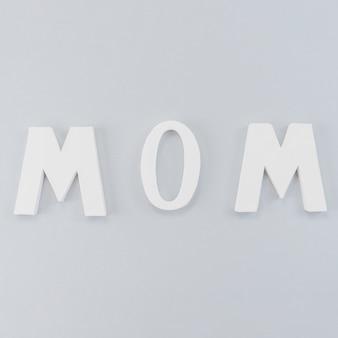 Madre giorno iscrizione
