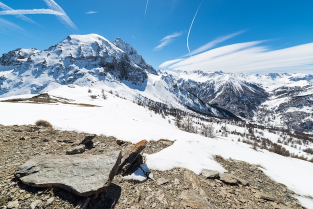 Maestose vette alpine