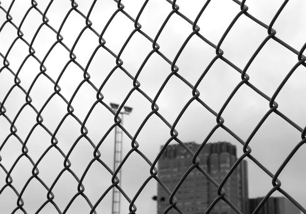 Maglia di filo d'acciaio / rete metallica di recinzione