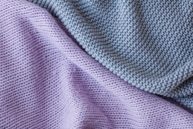 Maglia di lana trama di sfondo