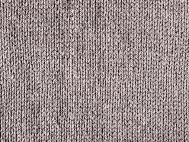 Maglia lavorata a maglia come sfondo