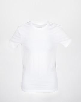 Maglietta bianca per mockup