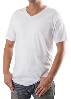 Maglietta bianca