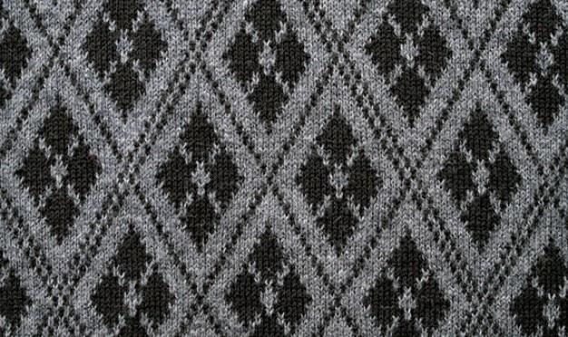 Maglione diamante con 5 colori