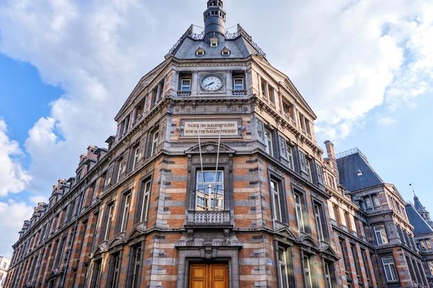 Maison des parlementaires vecchio ufficio governativo