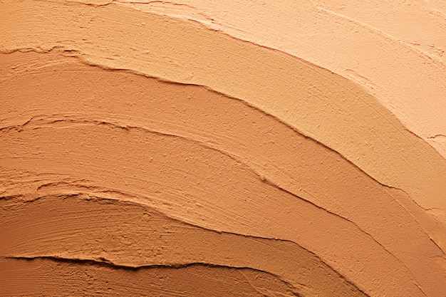 Make up fondotinta sfumato con texture di sfondo