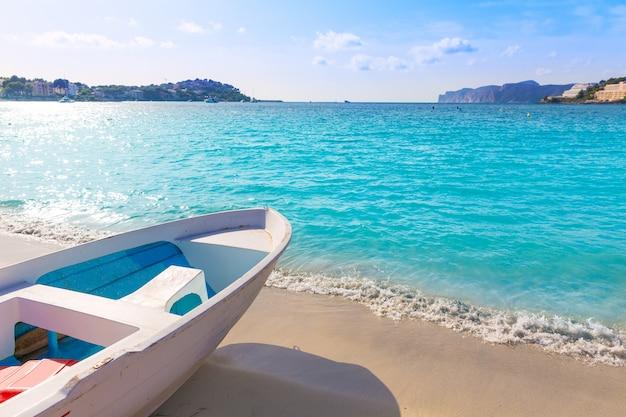 Mallorca cala santa ponsa spiaggia di ponca a maiorca