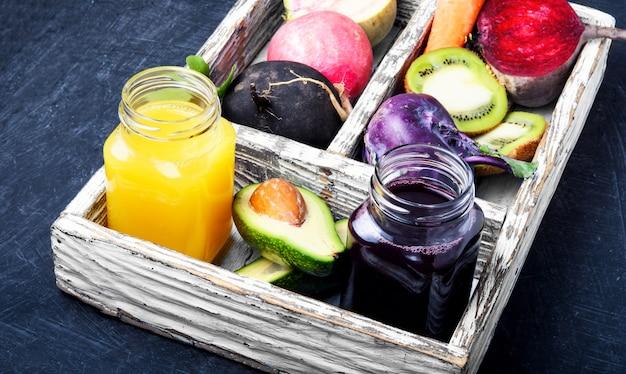 Mangiare sano e bevande
