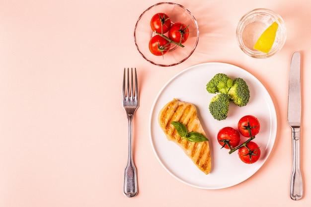 Mangiare sano, pulito, vegano, disintossicante, dieta alimentare concetto