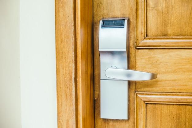 Maniglia della porta