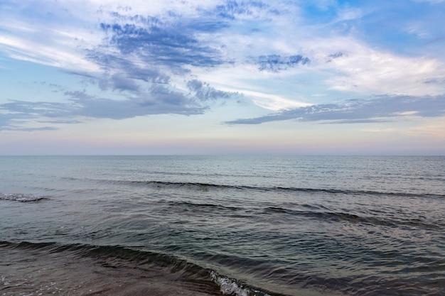Mar mediterraneo in spagna