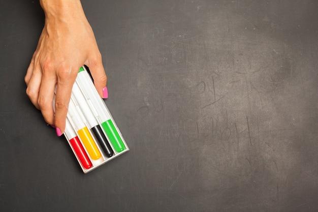 Marcatori colorati