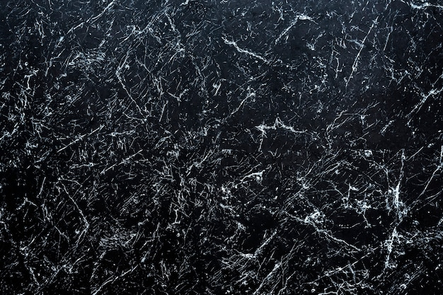 Marmo nero con texture di sfondo