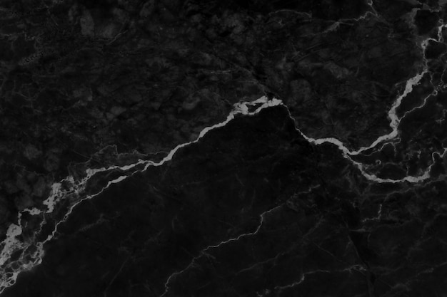 Marmo nero grigio texture di sfondo in modello naturale ad alta risoluzione, piastrelle di lusso in pietra pavimento glitter senza soluzione di continuità per interni ed esterni.