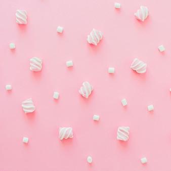 Marshmallows bianchi gustosi