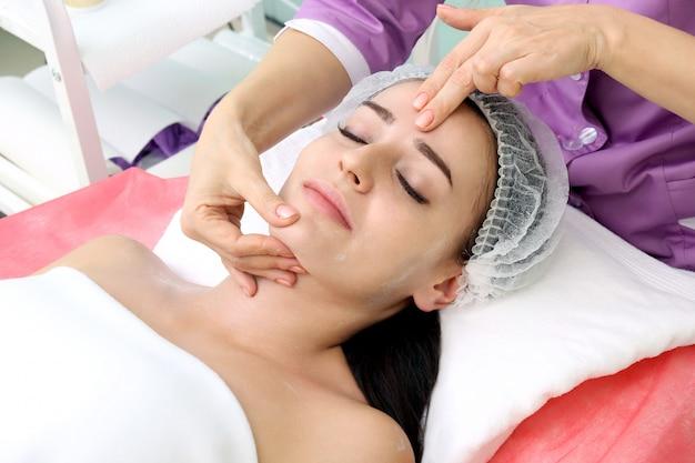 Massaggio cosmetico