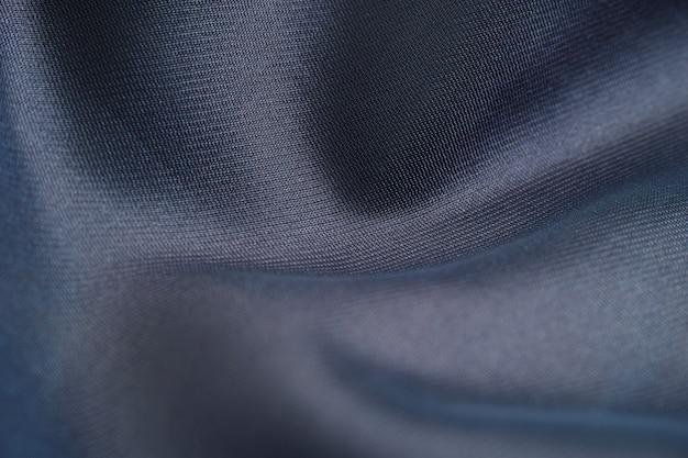 Materiale orizzontale tessuto grezzo girato in studio