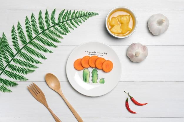 Materiale per cucinare