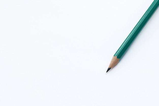 Matita su carta bianca, lo strumento blogger