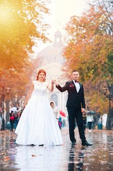Matrimonio a leopoli, cammina per le strade