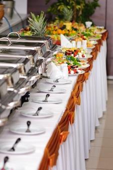 Matrimonio per catering