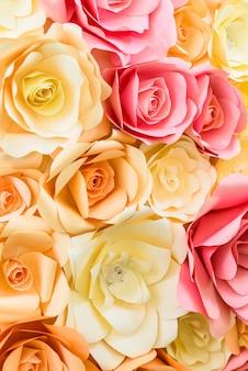 Matrimonio rose gialle