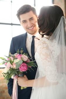 Matrimonio, sposa e sposo