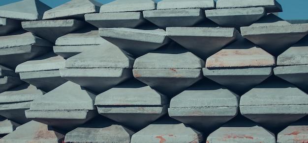 Mattoni in pietra da costruzione