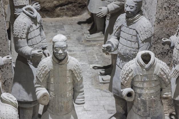 Mausoleo del primo imperatore qin