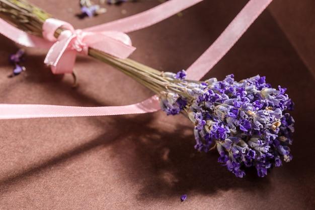 Mazzo di fiori di lavanda