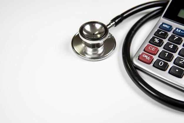 Medicine, malattie della salute. utilizzato per la salute o il concetto di costo medico.