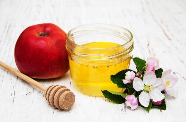 Mele con miele