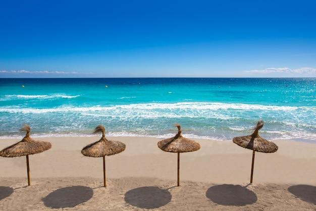 Menorca platja sant tomas a es mitjorn gran alle baleari