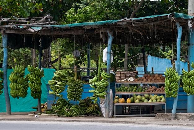 Mercato delle banane