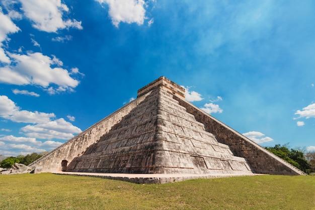 Messico chichen itza maya ruins