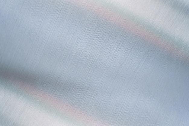 Metallo d'argento, fondo di struttura dell'acciaio inossidabile