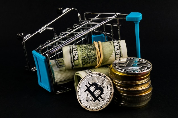 Mezzi di pagamento in criptovaluta bitcoin btc nel settore finanziario