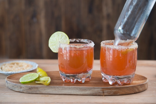 Michelada, cocktail messicano
