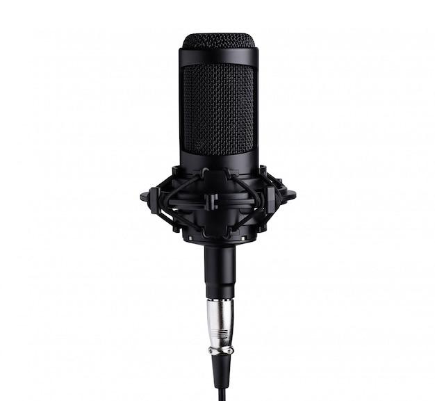 Microfono a condensatore professional studio