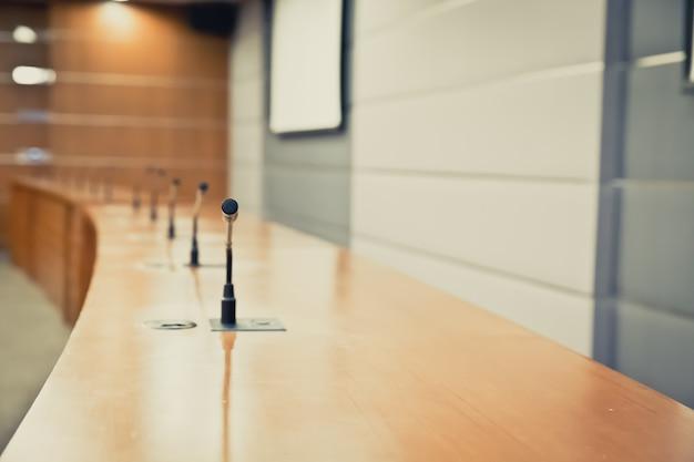 Microfono professionale per riunioni