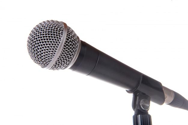 Microfono vocale